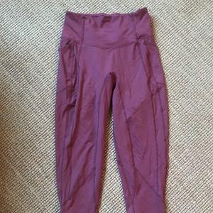 Pants - TIL YOU COLLAPSE HEART BOOTY LEGGINGS